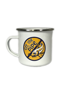 Off The Pipe 10oz Camp Cup