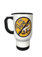 Off the Pipe 14oz Travel Mug