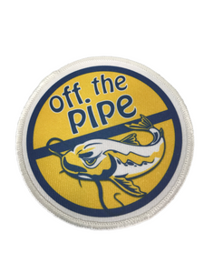 Off the Pipe Jersey Patch