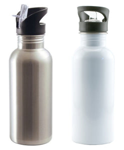 Off the Pipe 660ml Stainless Steel Water Bottle