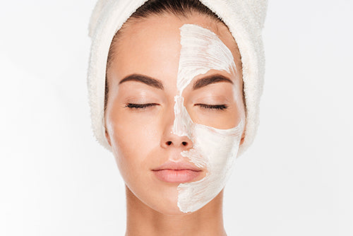 Facial Skin Care Basics: 4 Easy Steps to a Healthy Skin