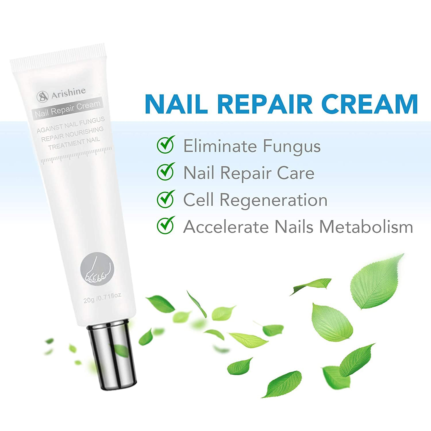 Arishine Toenail Fungus Cream