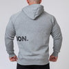 Muscle Nation MNation Hoodie - Grey