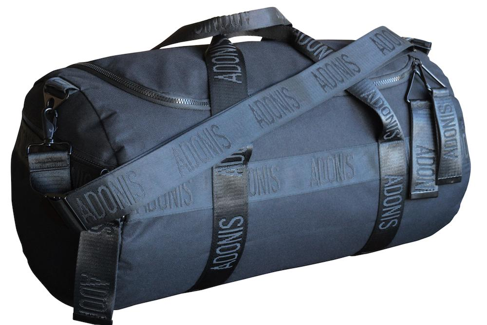 Adonis Gear Combat Duffle Bag - Black