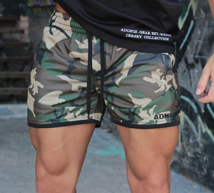 Adonis Gear Envy Shorts - Camo