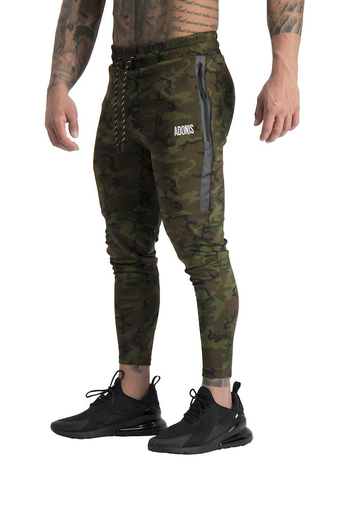 Adonis Gear Envy Trackpants - Camo