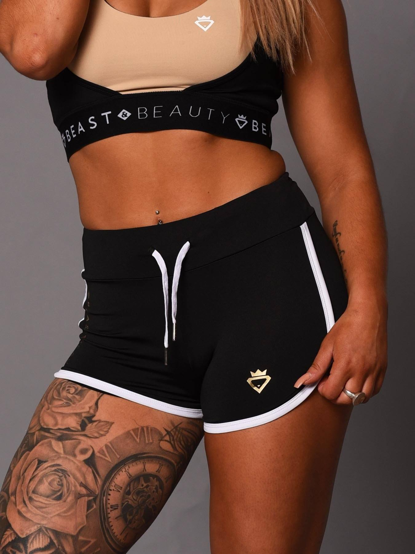 Beauty Booty Shorts - Black