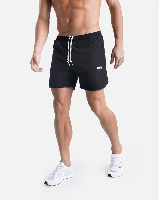 Biink BIINKDRY 2-in-1 Training Shorts MK.II - Jet Black