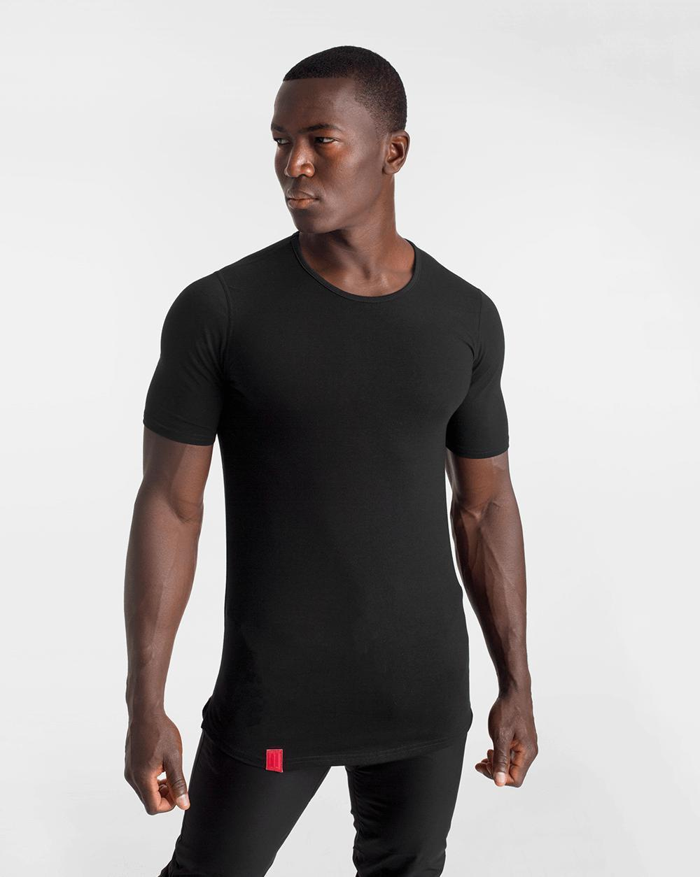 Biink Cardinal V2 Scoop Tee - Black
