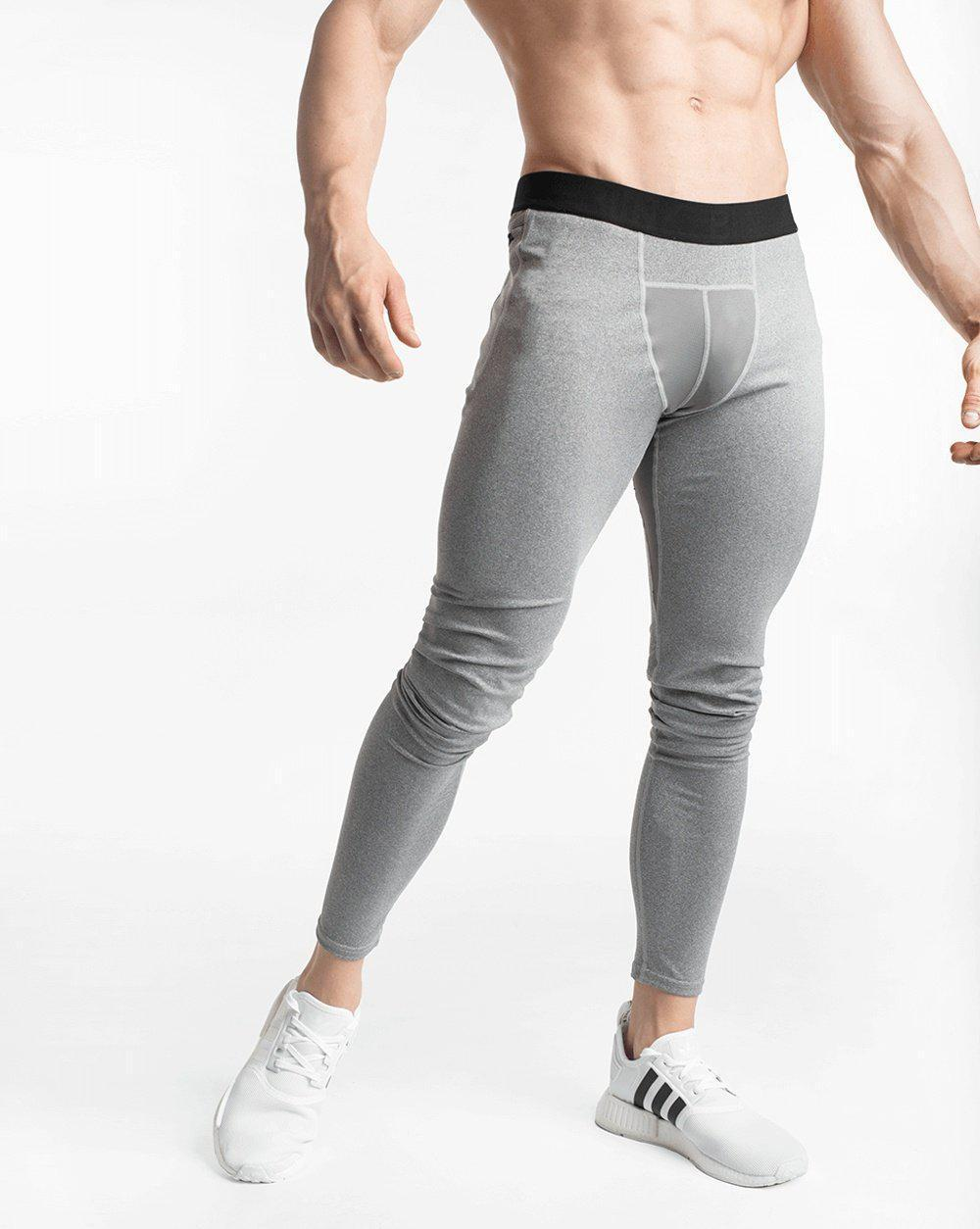 Biink DRY Training Tights - Arctic Grey