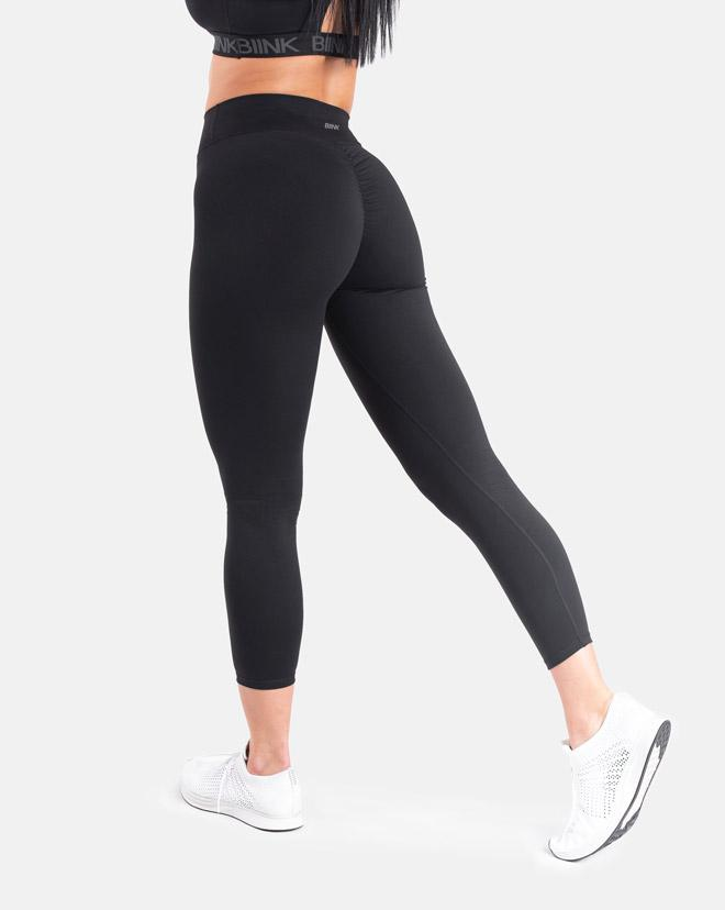 Biink Scrunch Leggings - Black