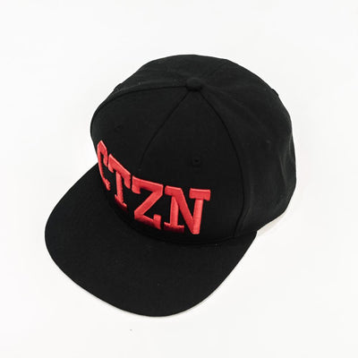 Citizen Zeus CTZN Snap Back - Black/Red