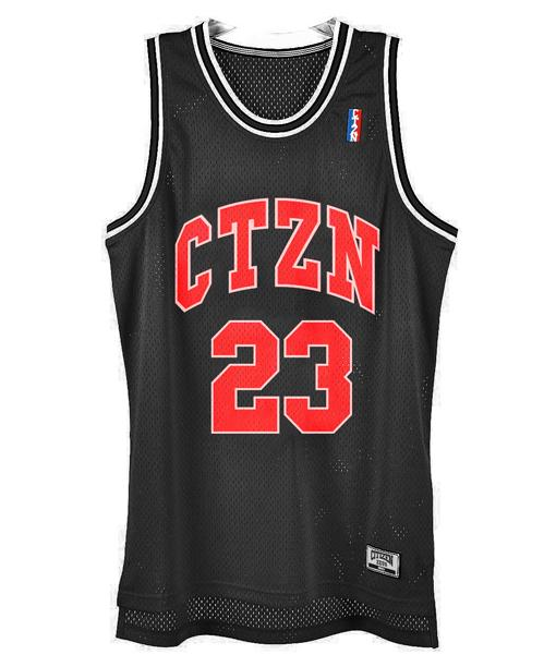 Citizen Zeus Legends Jersey - Black