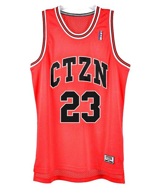 Citizen Zeus Legends Jersey - Red