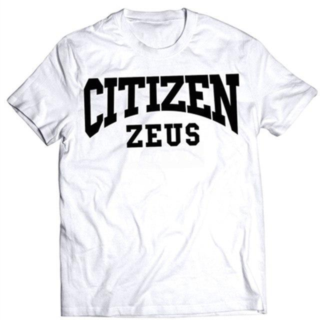 Citizen Zeus T-shirt – White