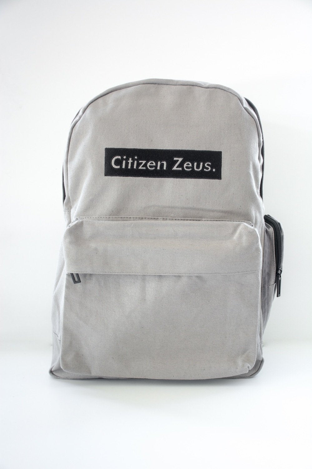 Citizen Zeus Traditional Back Pack - Grey