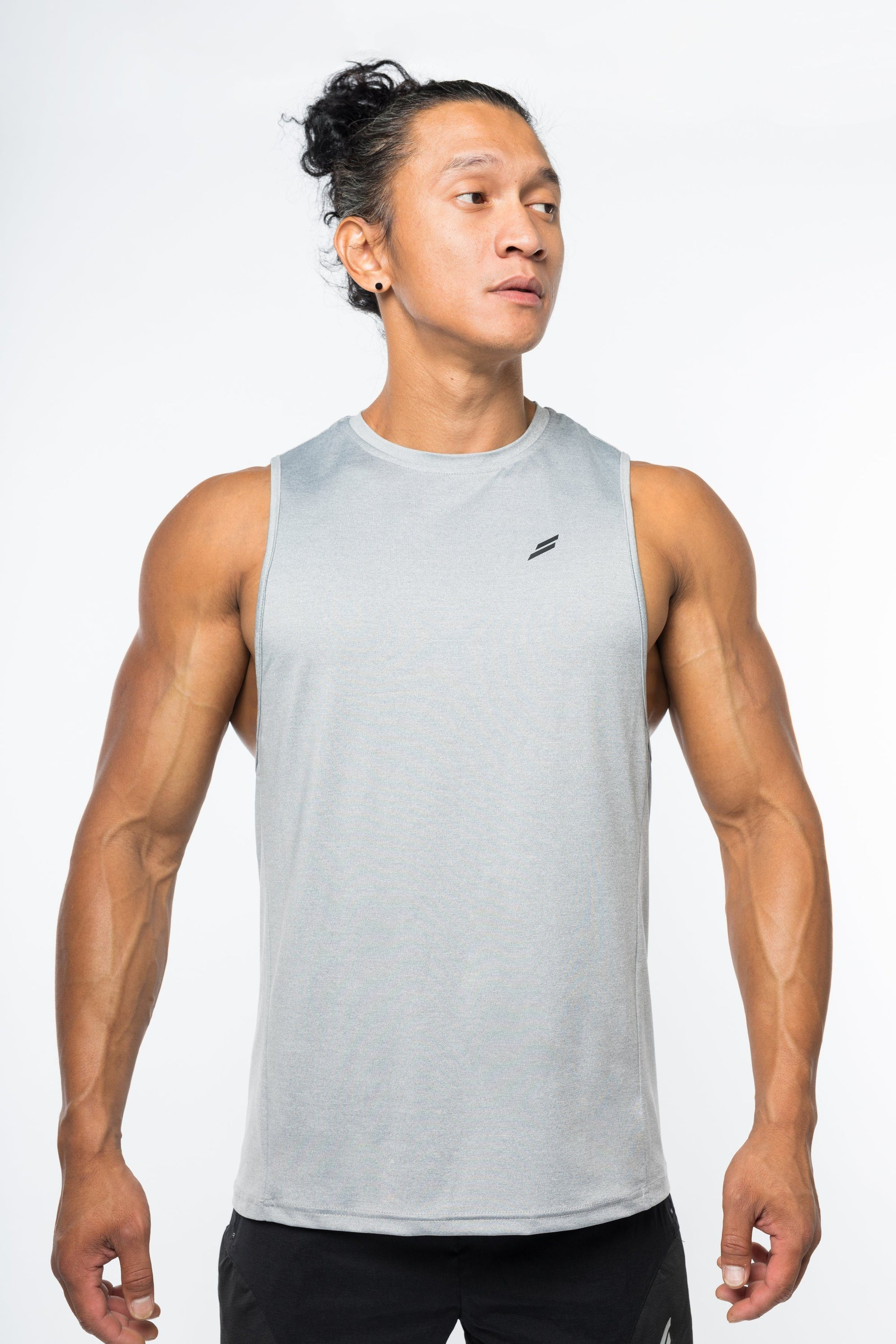 DYE Pure Motion Tanks - Grey