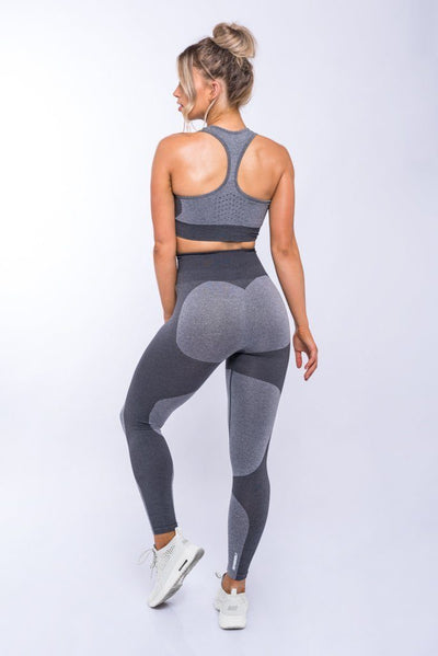 DYE Seamless Crop - Grey