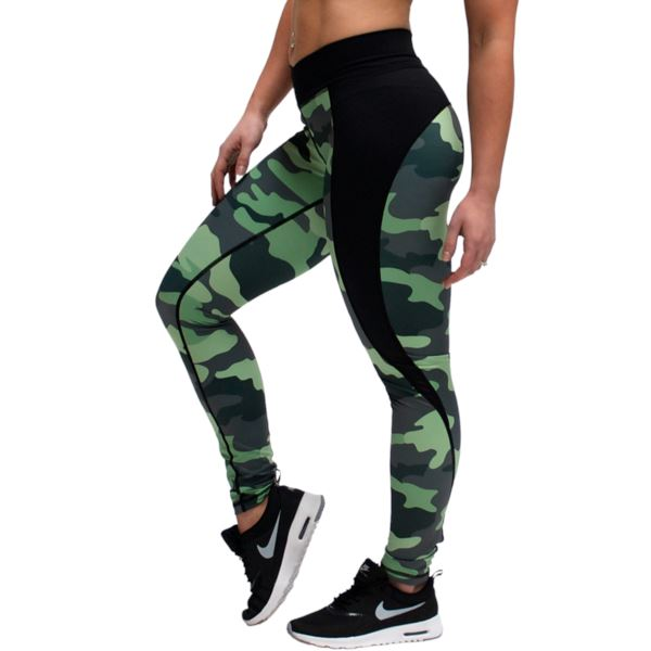 DYE Stealth Legging - Traditional Camo