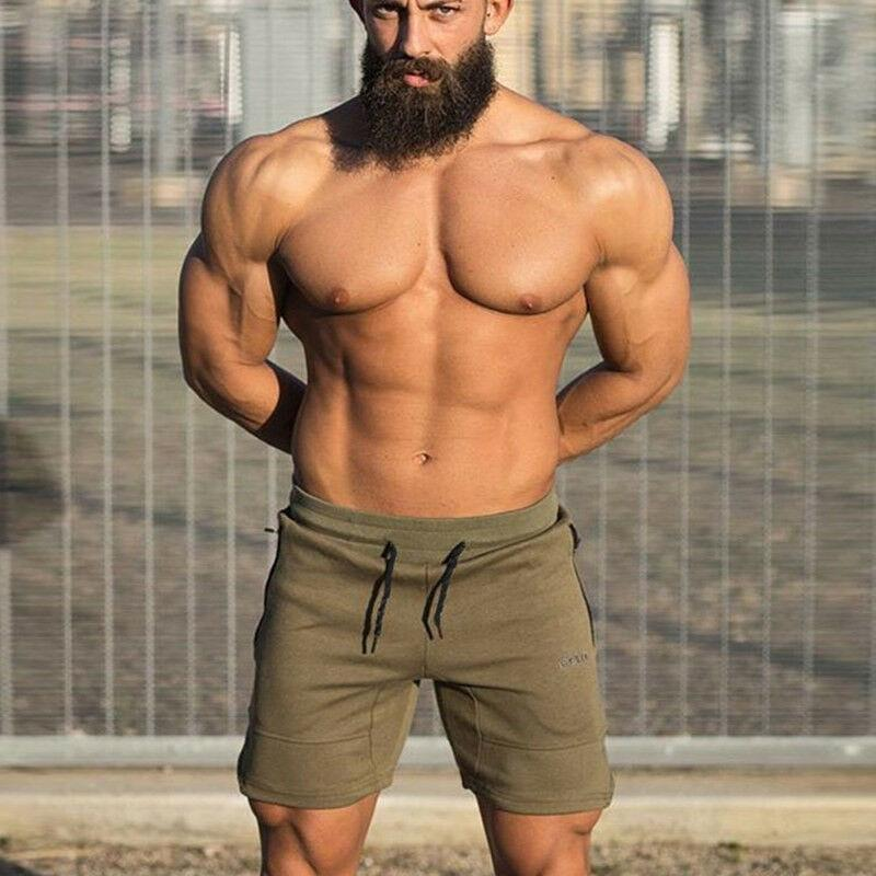 ECHT Force Knit Short - Khaki