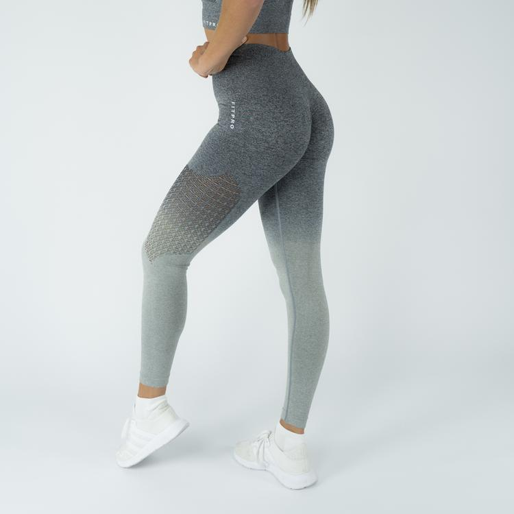 FitPro Fade Series Seamless Scrunch Leggings
