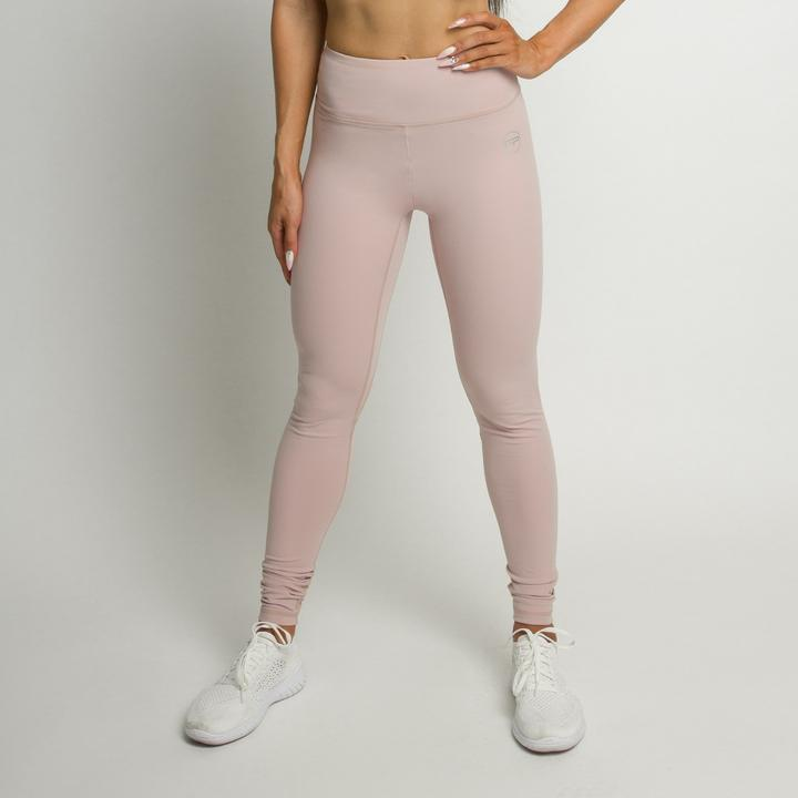 FitPro Flawless Leggings - Pearl Pink