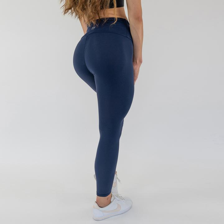 FitPro Scrunch Leggings - Navy