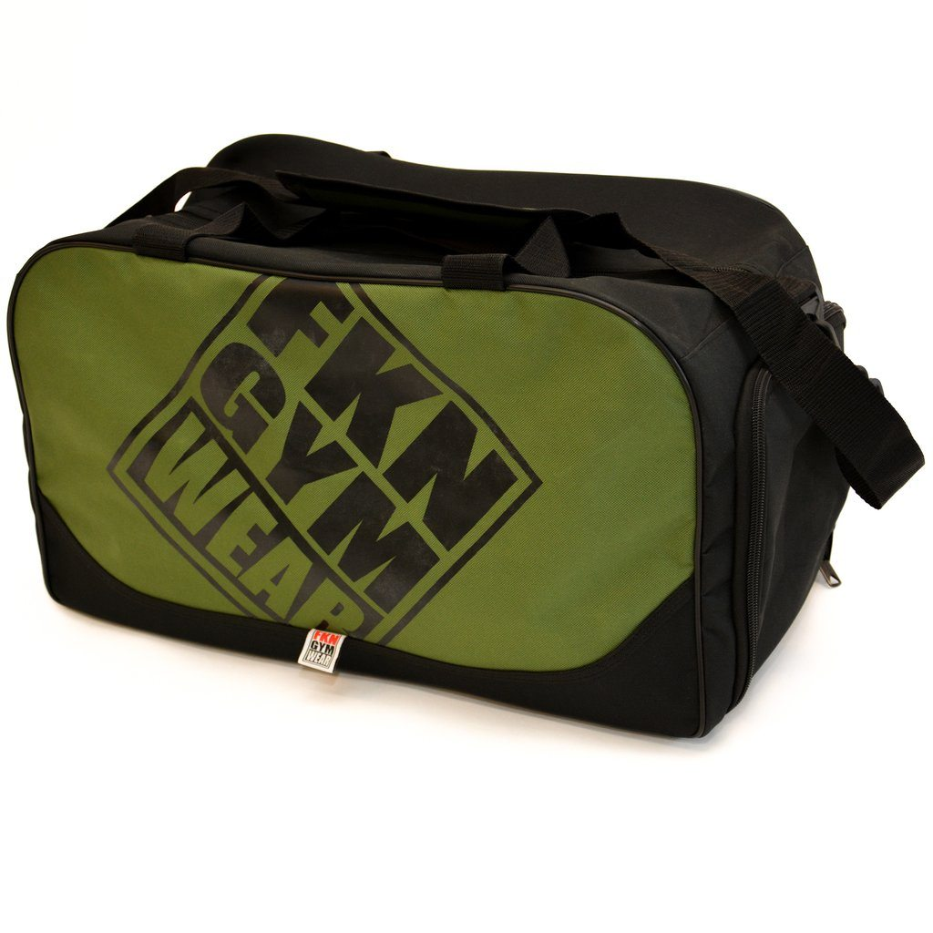 FKN Gym Wear Gym Bag - Khaki