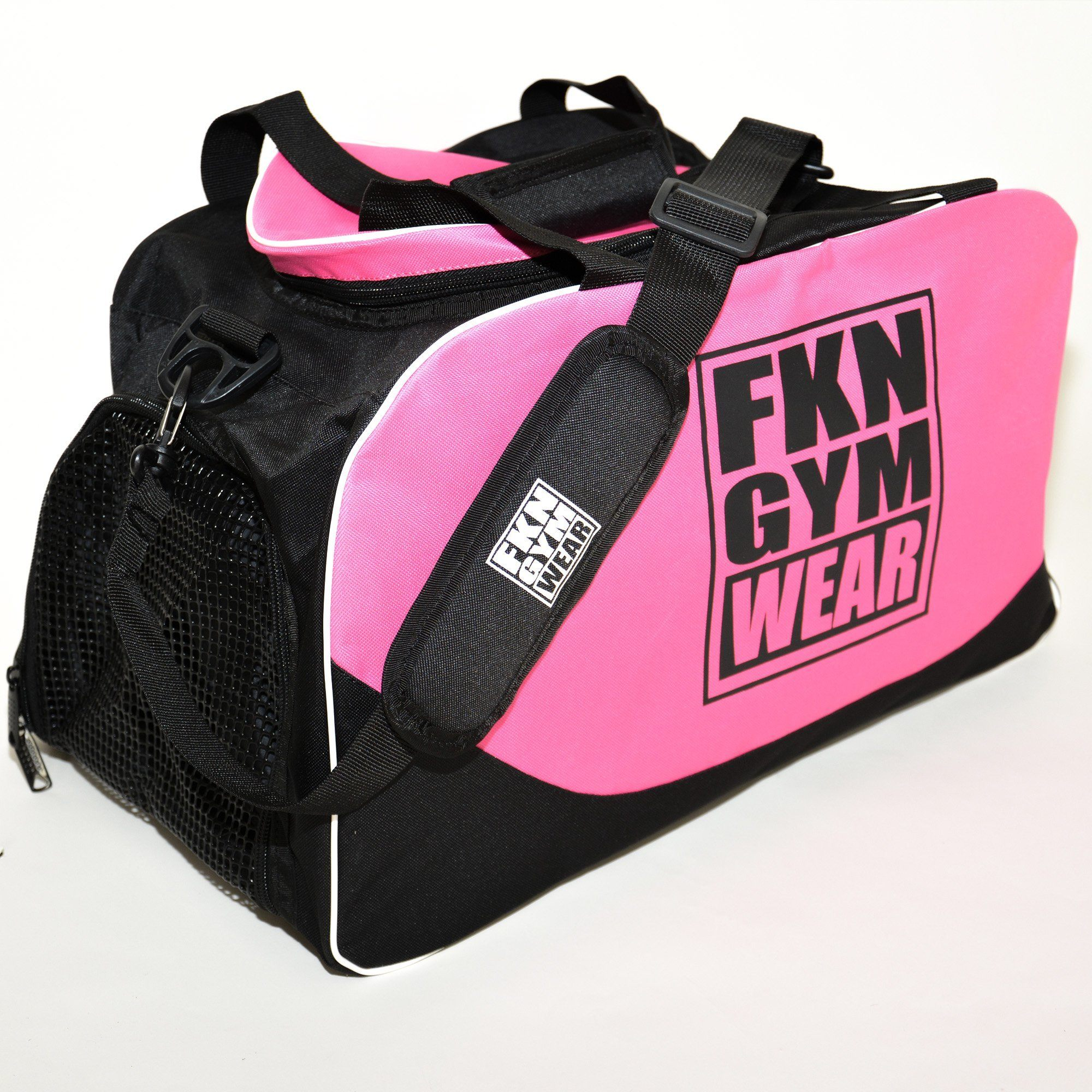 FKN Gym Wear Gym Bag - Pink