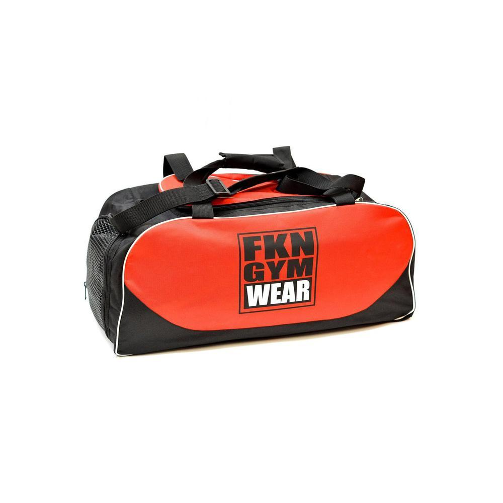 FKN Gym Wear Gym Bag - Red