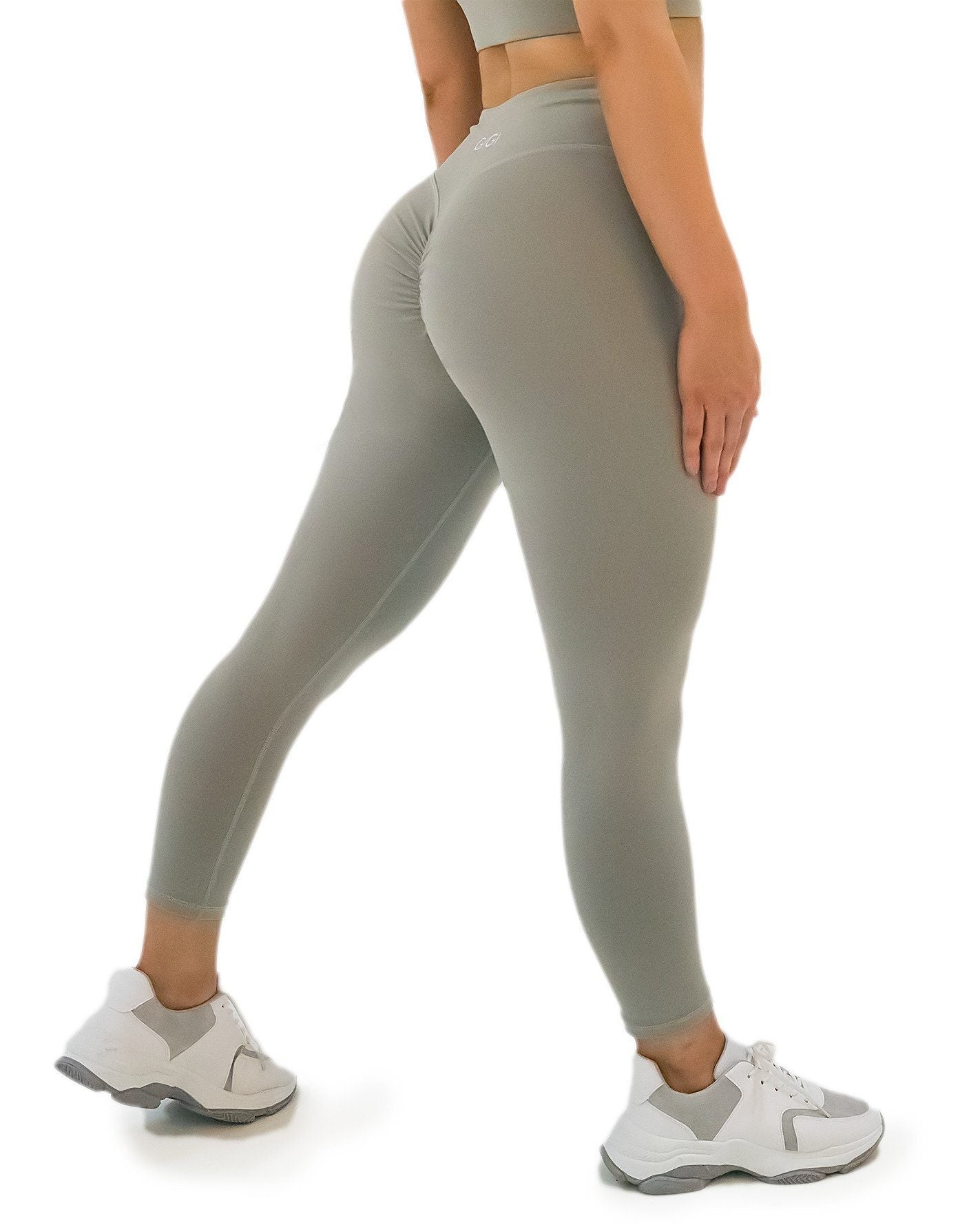 GIGI Line 7/8 Leggings - Grey