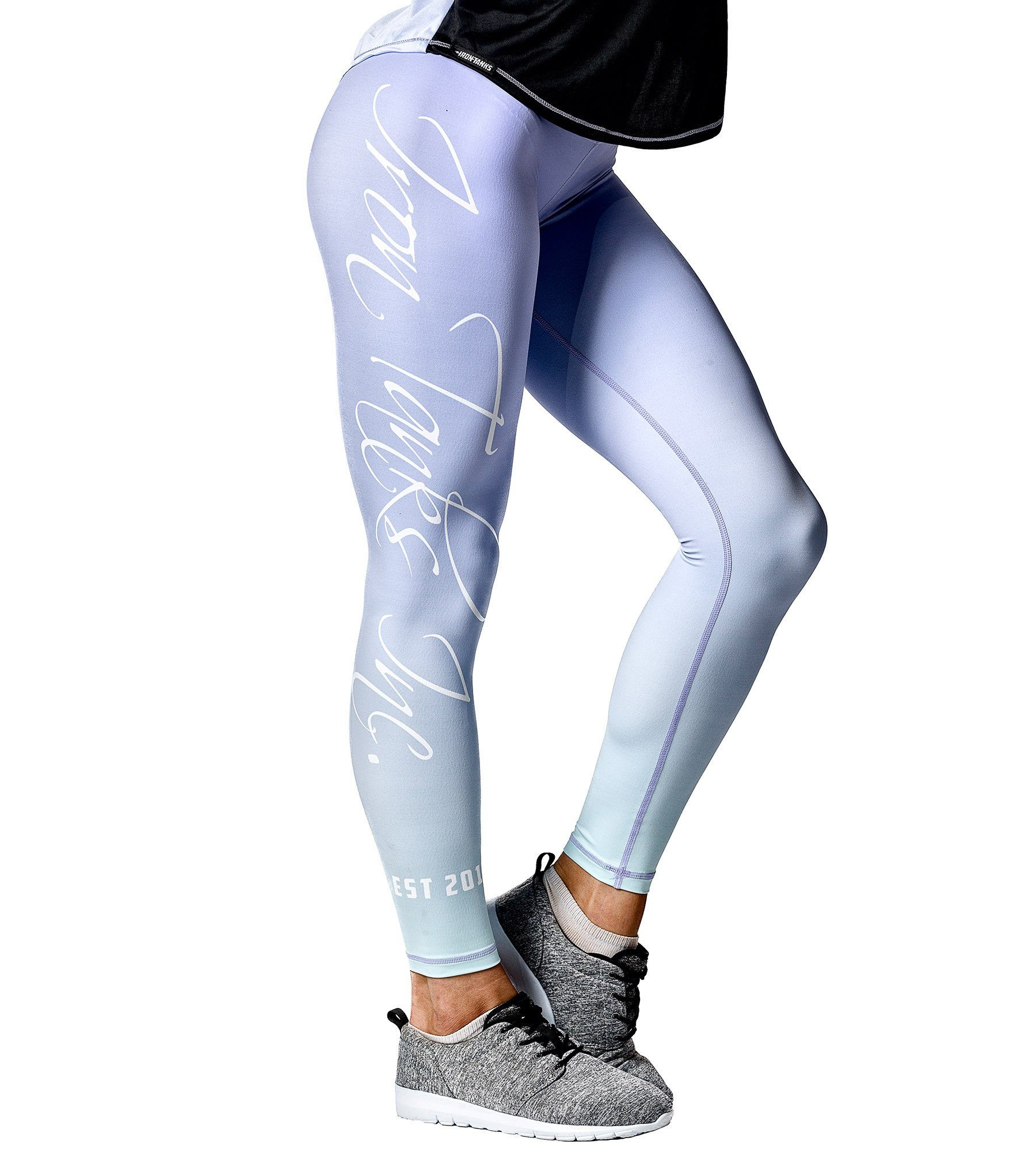 Iron Tanks Ombre Climaxx Leggings