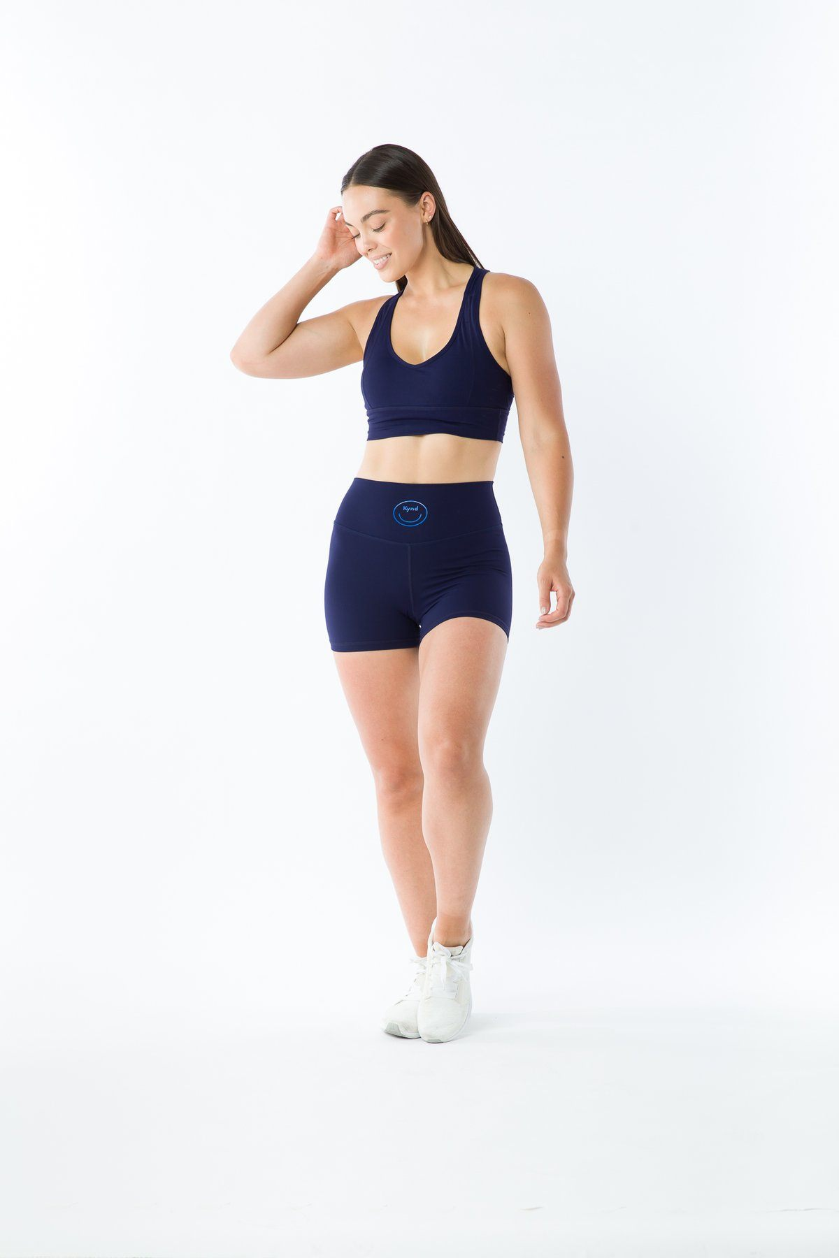 Kynd 01 Sports Bra - Navy