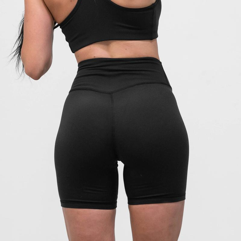 Live Fit EXO SHORTS - BIKER LENGTH (LONG)