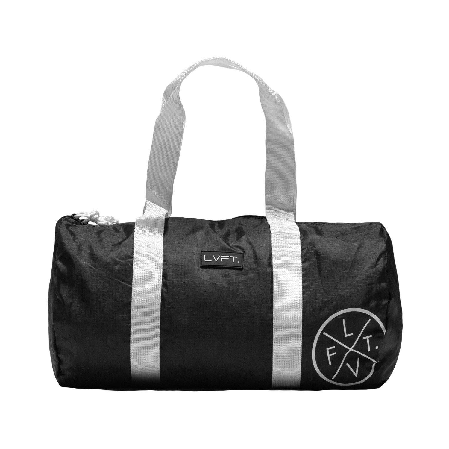 Live Fit Packable Duffel -Black