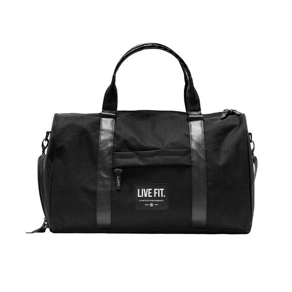 Live Fit Vector Duffel Bag
