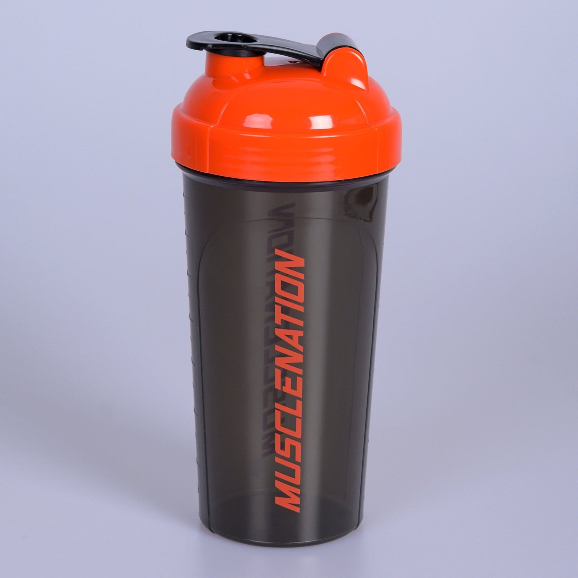 Muscle Nation 750ml Shaker - Black/Red