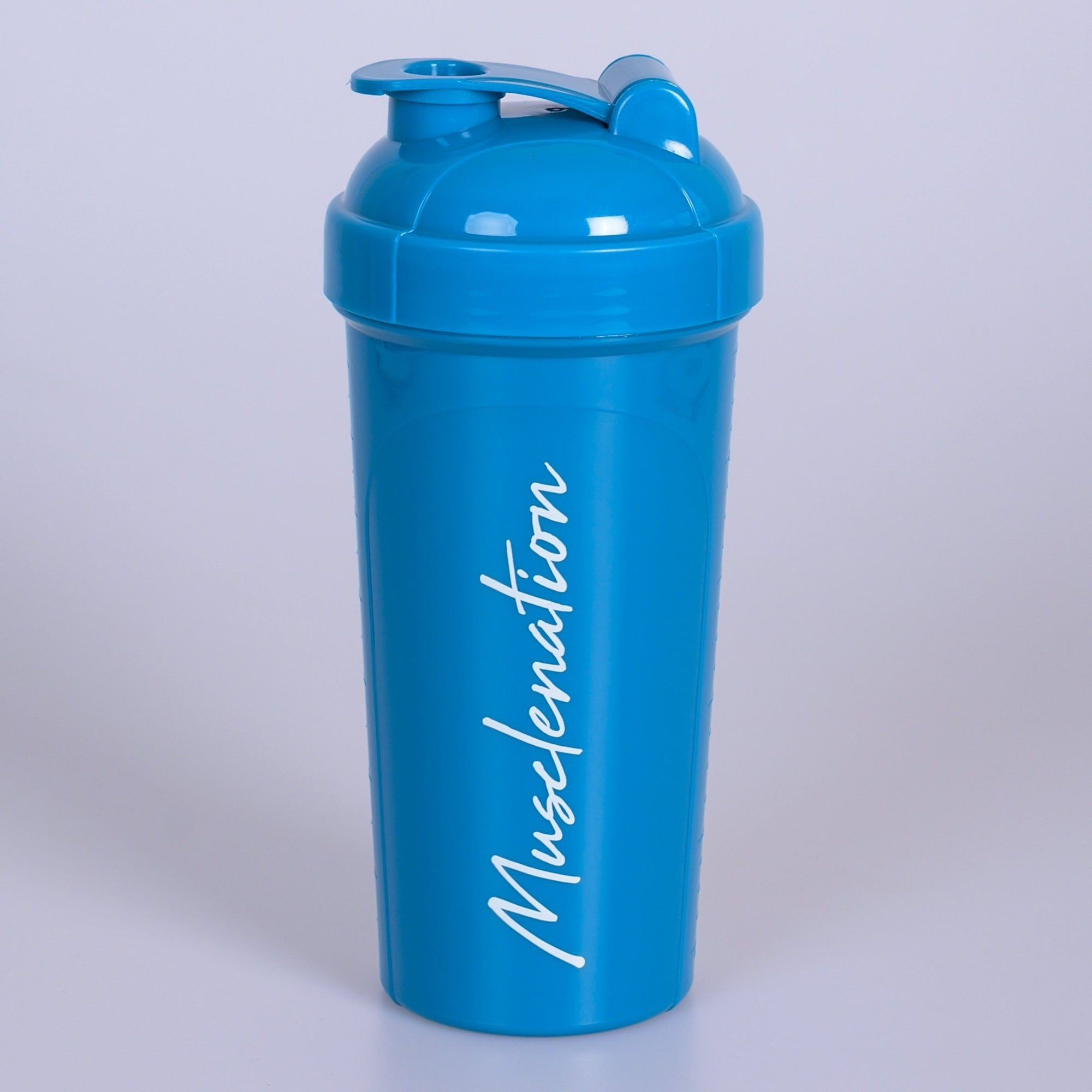 Muscle Nation 750ml Shaker - Blue/White
