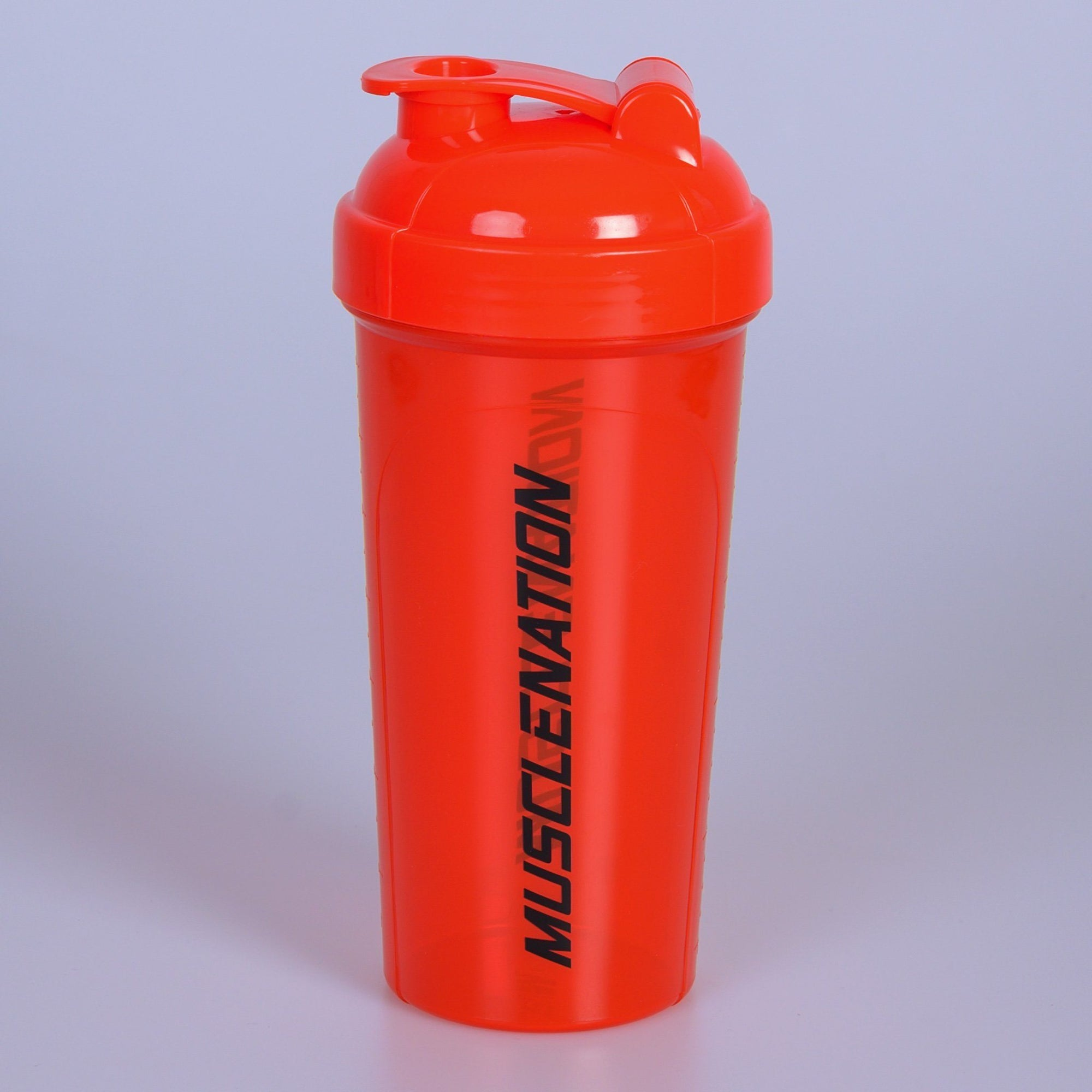 Muscle Nation 750ml Shaker - Red/Black