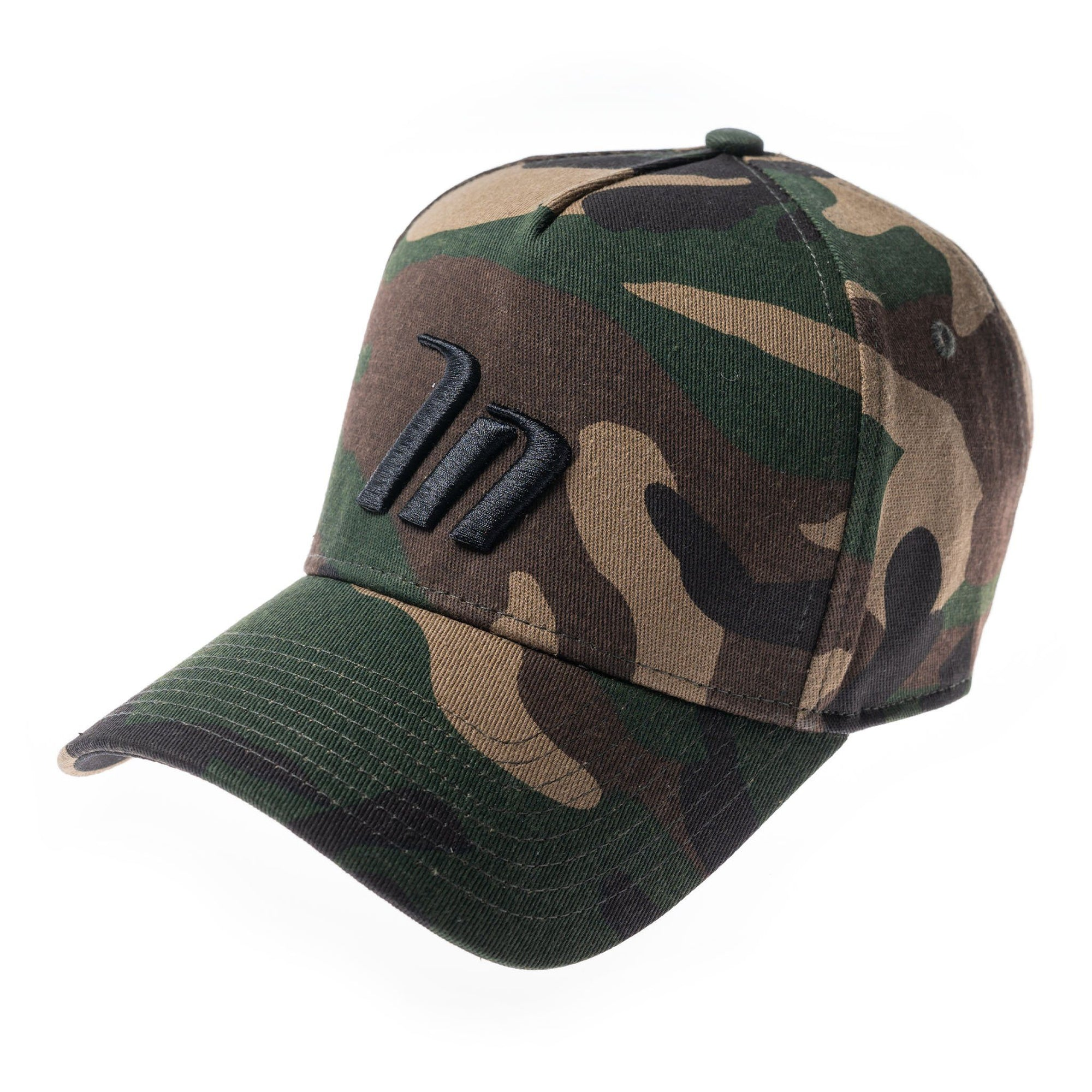 Muscle Nation A-Frame Hat - Camo