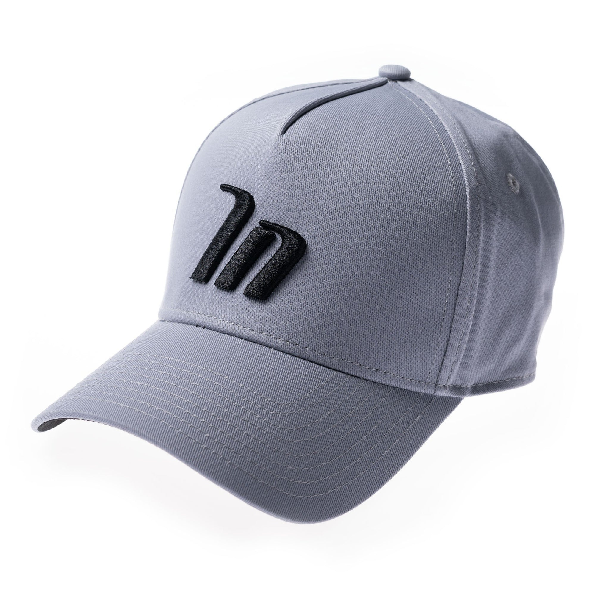 Muscle Nation A-Frame Hat - Grey