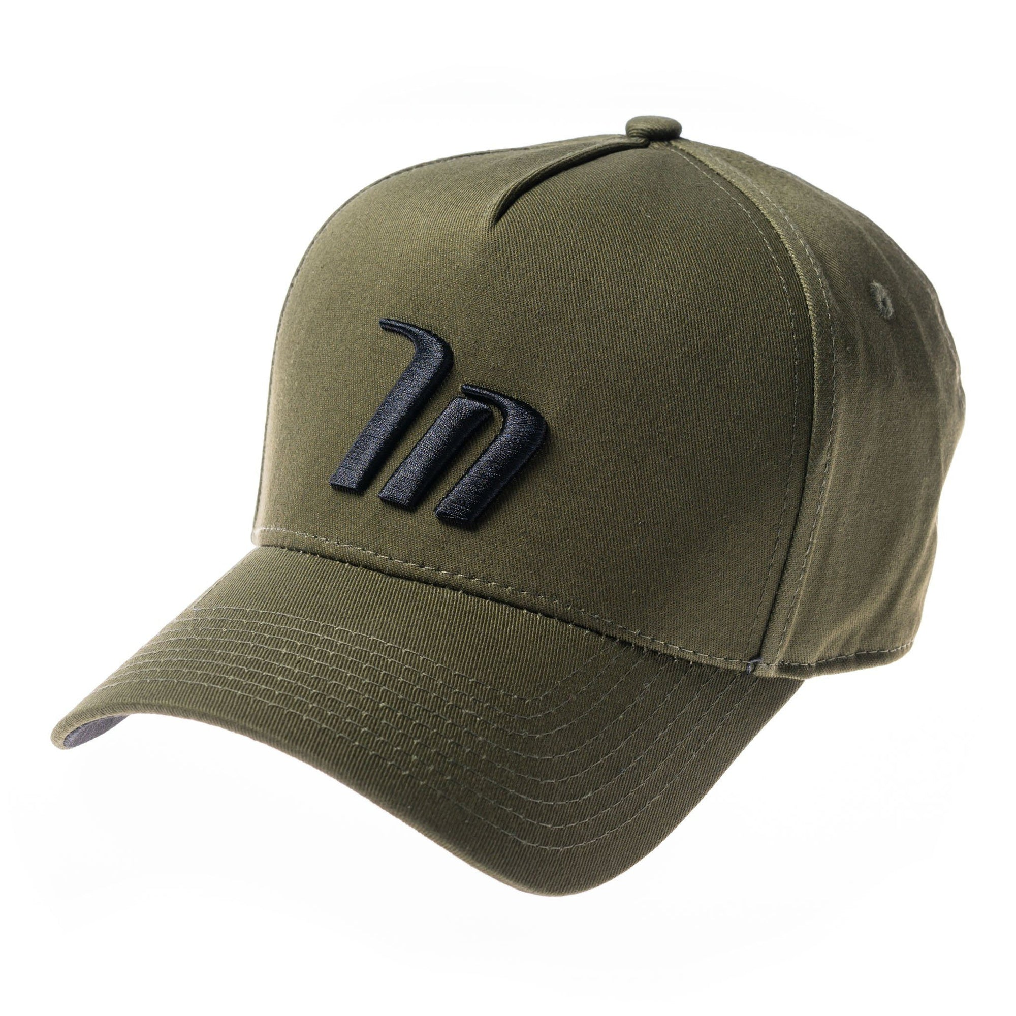 Muscle Nation A-Frame Hat - Khaki