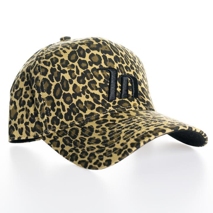 Muscle Nation A-Frame Hat - Leopard