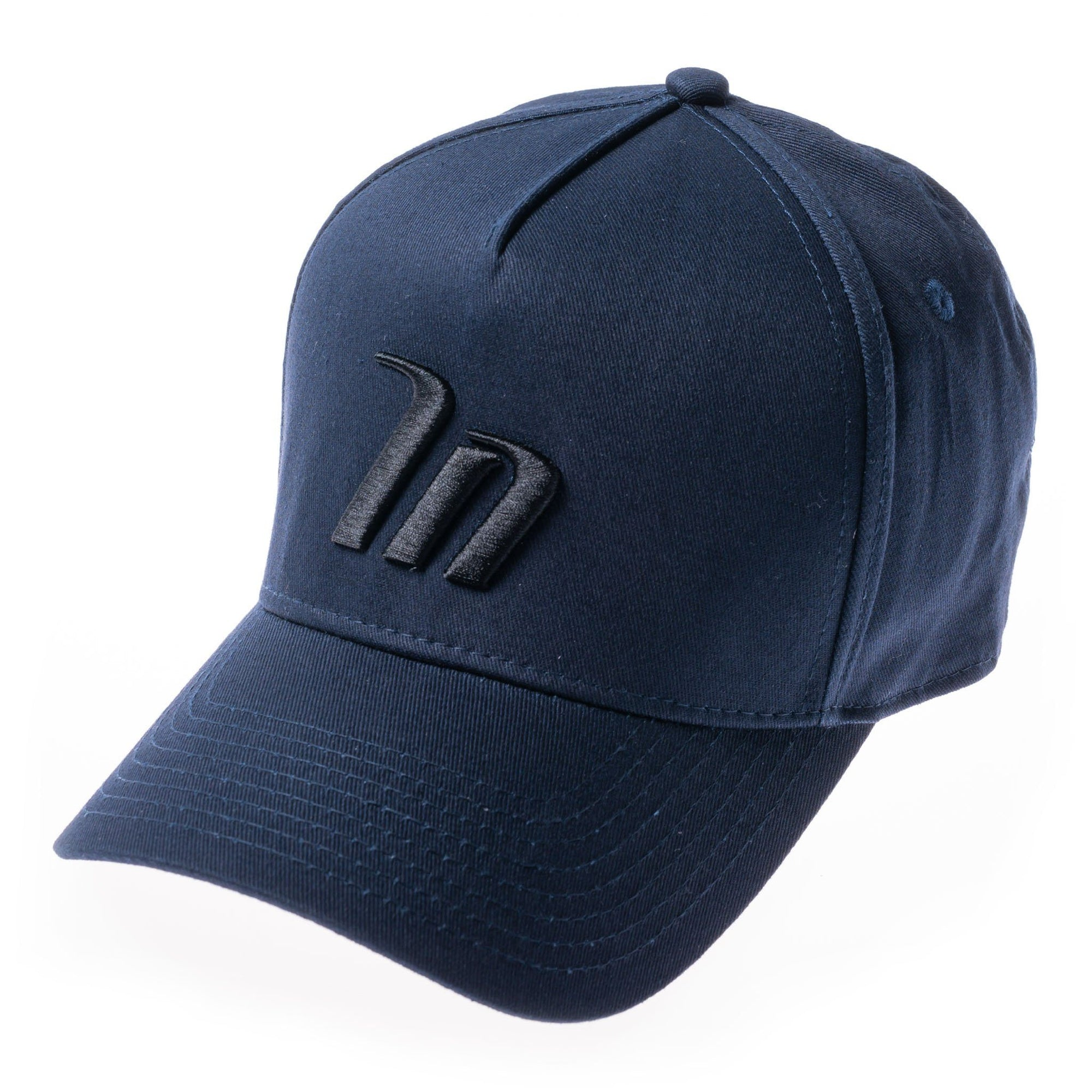 Muscle Nation A-Frame Hat - Navy