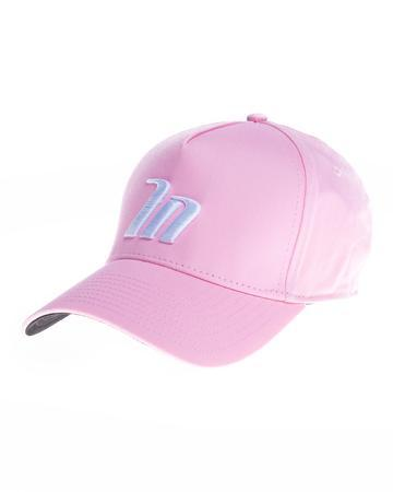 Muscle Nation A-Frame Hat - Pink