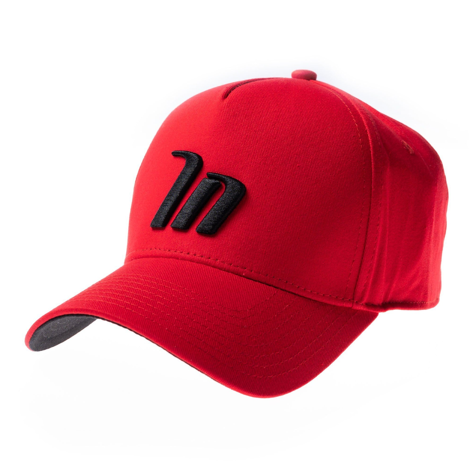 Muscle Nation A-Frame Hat - Red