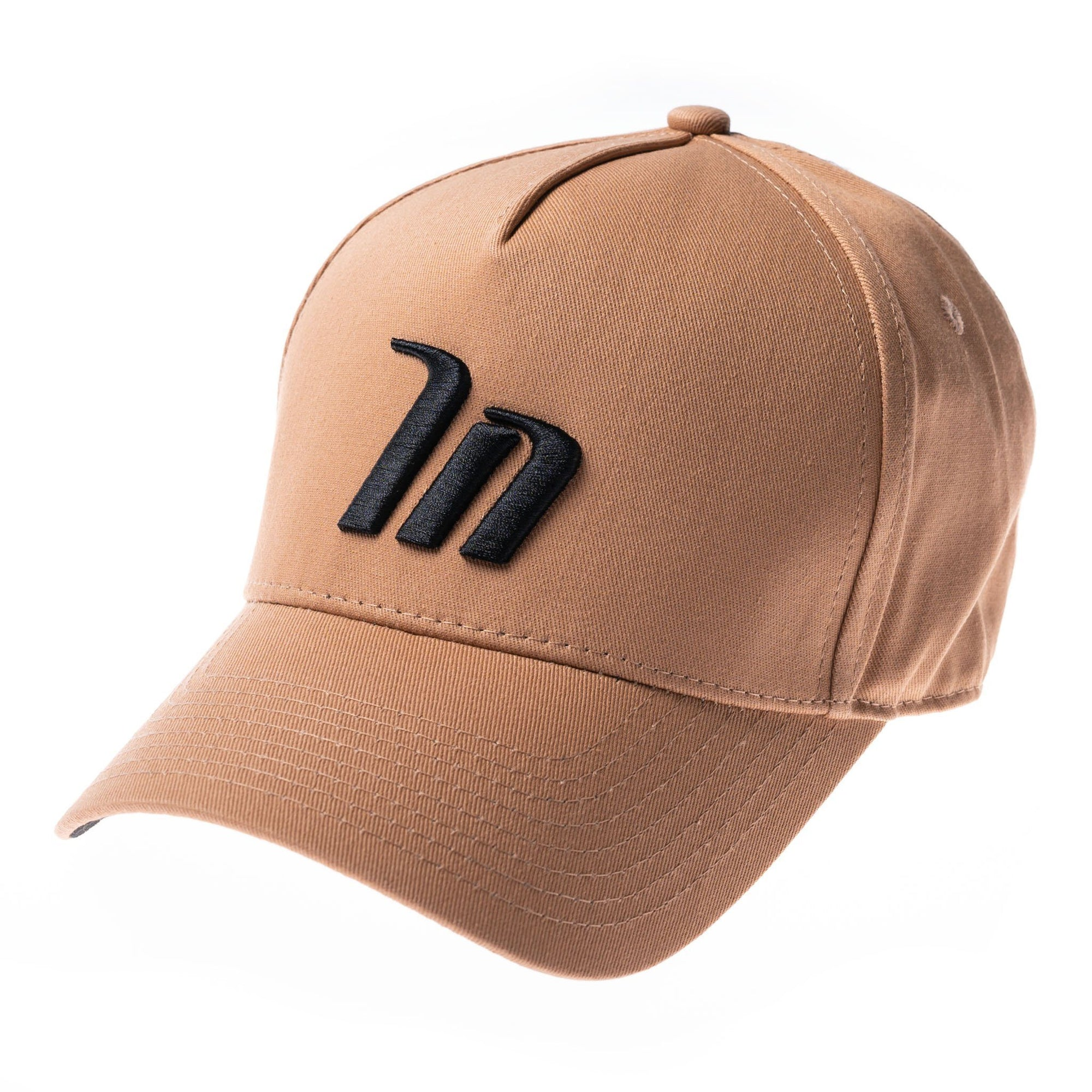 Muscle Nation A-Frame Hat - Tan