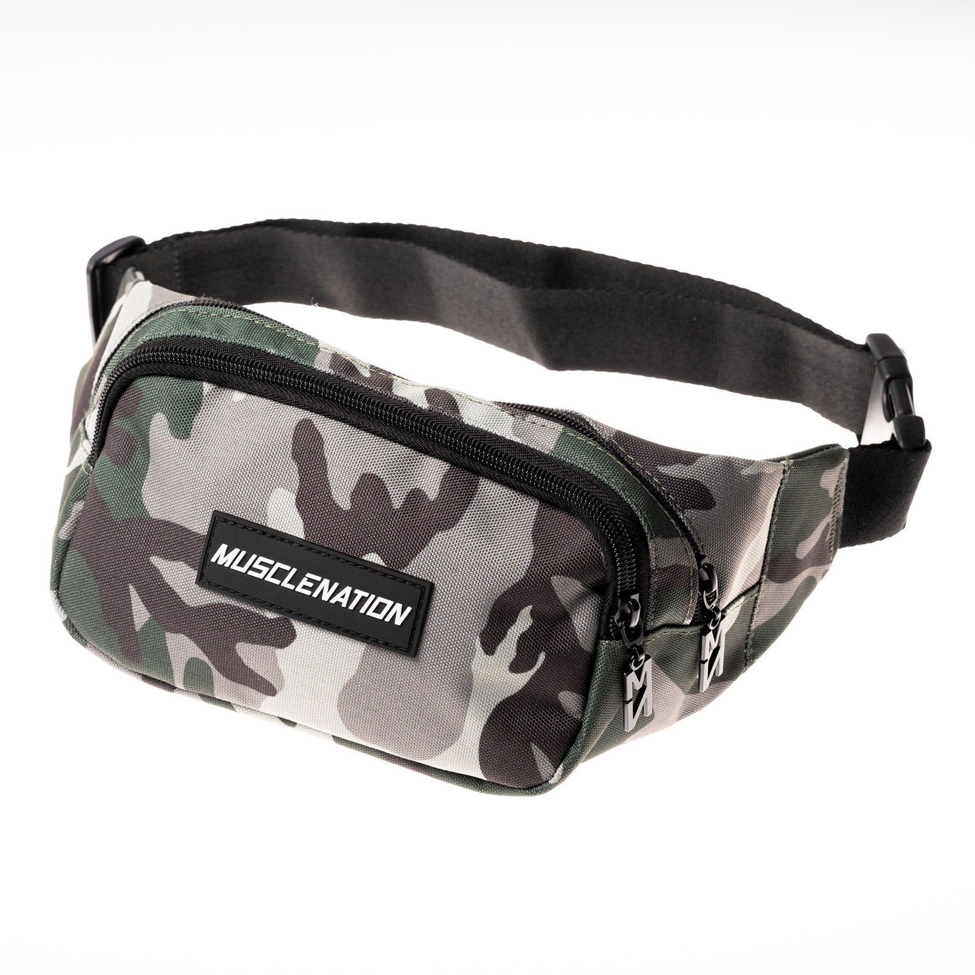 Muscle Nation Bum Bag - Camo