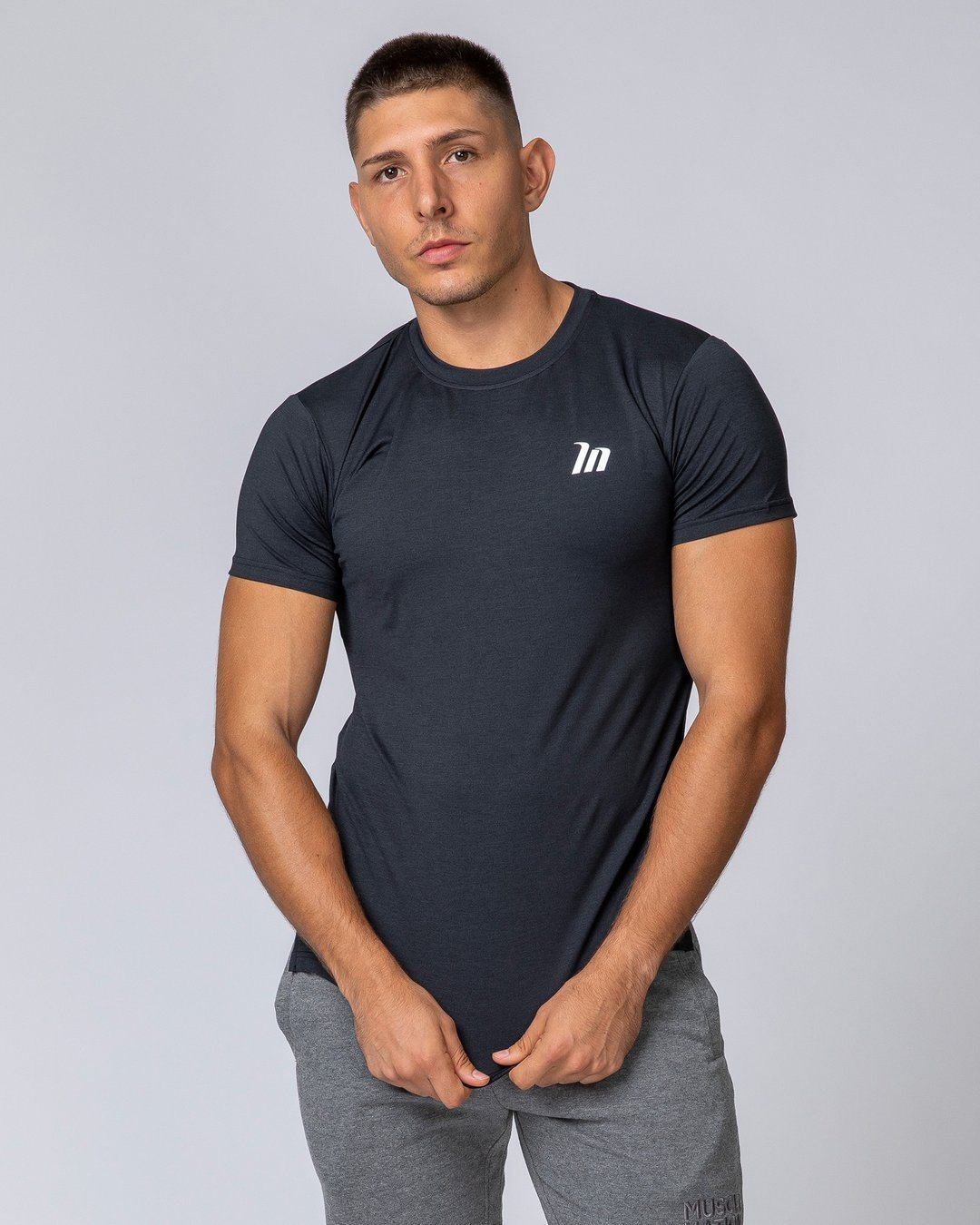 Muscle Nation ClimaFlex T-Shirt - Black