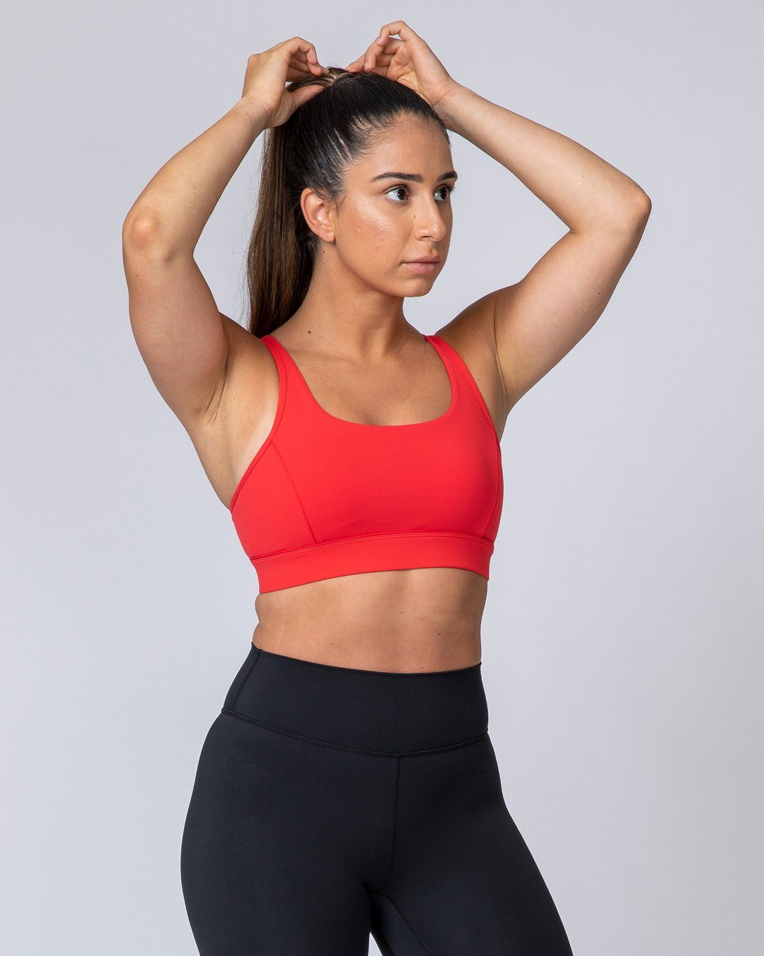 Muscle Nation Hiit Bra – Flame